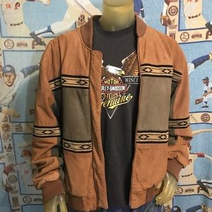 Vintage Scully Western Leather Coat / Jacket XL